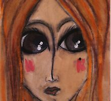 Marcelle by Barbara Cannon  ART.. AKA Barbieville