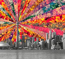 Blooming Toronto by Bianca Green