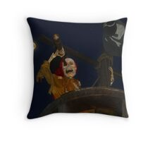 The Lost Dutchman Throw Pillow