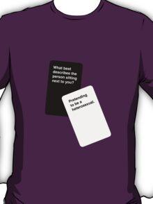 Describing the person next to you T-Shirt