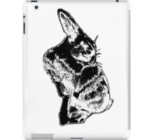 Best Side In White iPad Case/Skin