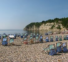 Deck Chairs by wiggyofipswich