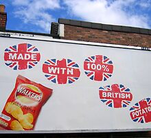 British crisps are best... by hjaynefoster