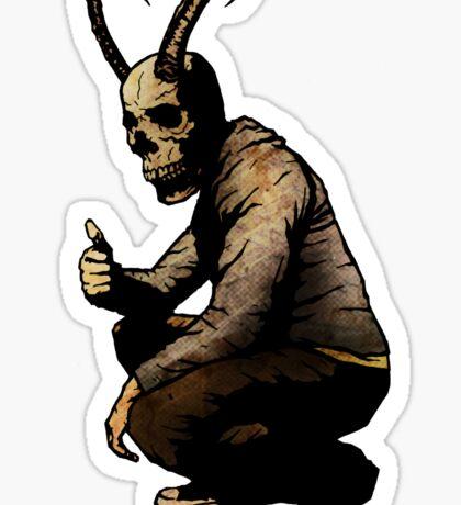 Goatboy Sticker