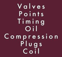 VW service checklist by danosullivan