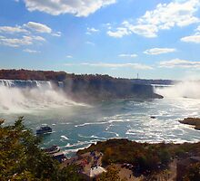 Niagara Falls by Mick Rose
