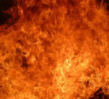 Raging Hot Flames 2 by AlexKokas