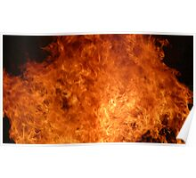 Raging Hot Flames 2 Poster