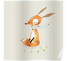 Dear Fox Poster