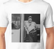 The Tour Guide, The Smile, The Alligator Hat Unisex T-Shirt