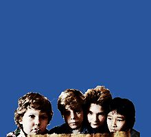 The Goonies by Erik Johnson