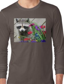 Sweets With Flowers Long Sleeve T-Shirt