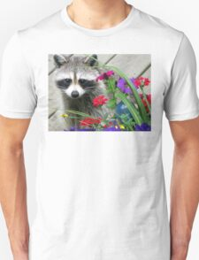 Sweets With Flowers Unisex T-Shirt