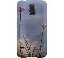Flowering Rush Samsung Galaxy Case/Skin