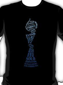 US Soccer WNT - World champions - 2015 - blue T-Shirt