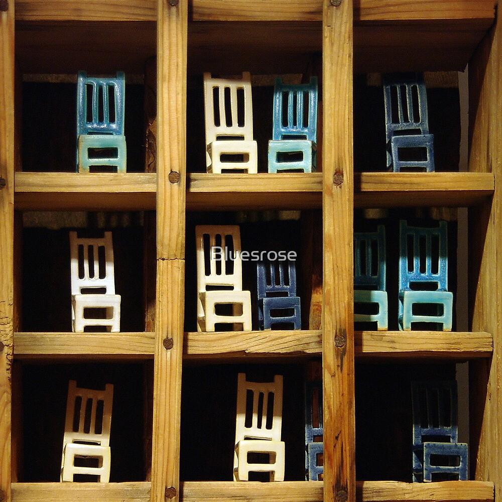 Chairs by Bluesrose