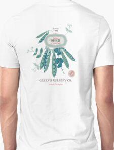 Veg Love Collection No.6 Bean Unisex T-Shirt