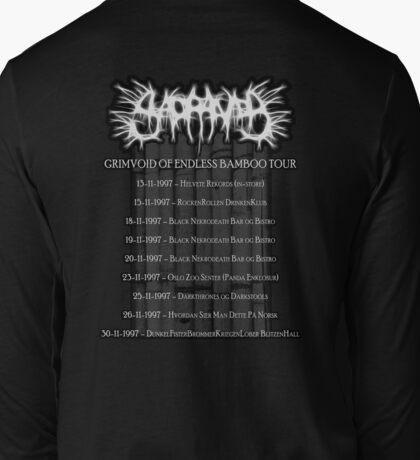 SAD PANDA - FINAL EVER TOUR SHIRT... Long Sleeve T-Shirt