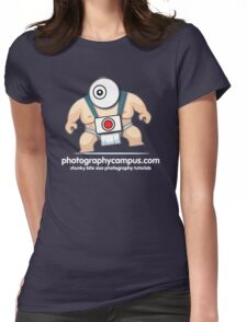 Photography Campus Womens Fitted T-Shirt