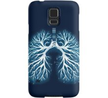 I Breathe Music Samsung Galaxy Case/Skin