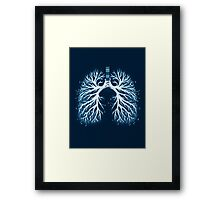 I Breathe Music Framed Print