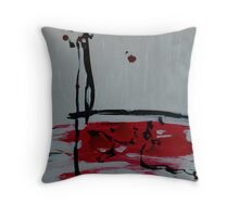 No 60 Throw Pillow