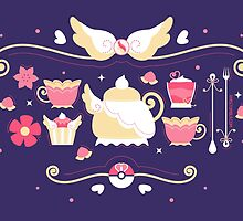 Fairy Tea Time by amisi