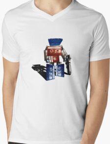 Analog Prime G1 Mens V-Neck T-Shirt