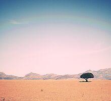 lone tree by Jack Toohey