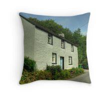 The White Farmhouse... Throw Pillow