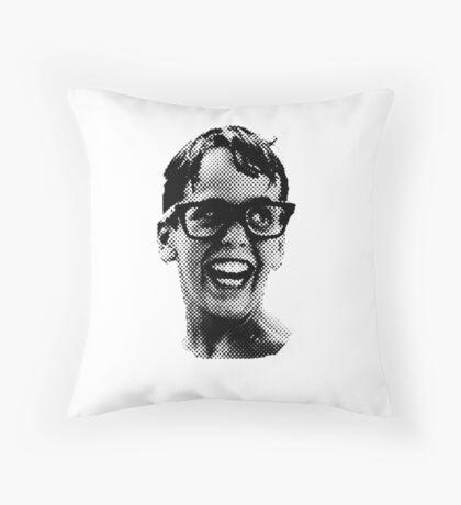 Squints, big Throw Pillow