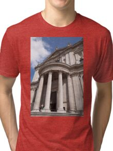 St Paul's Cathedral Tri-blend T-Shirt