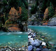 Skippers Canyon by Edeneye