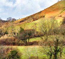Colmers Hill Landscape Sticker