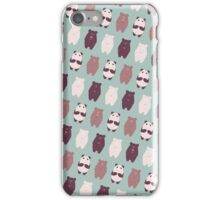 Bears Bears Bears iPhone Case/Skin