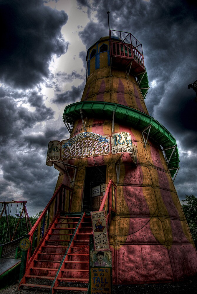 Helter Skelter by Yhun Suarez