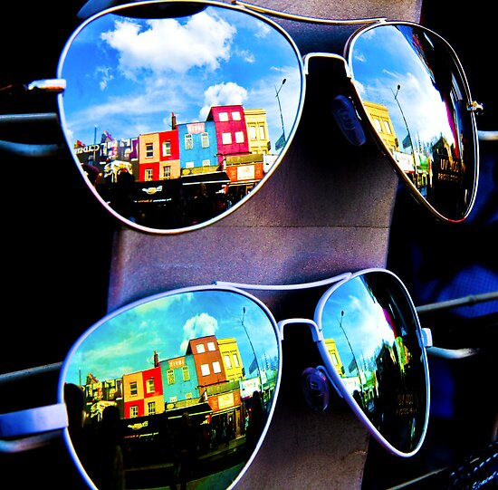 Goggles - Camden Markets - London - England by Bryan Freeman
