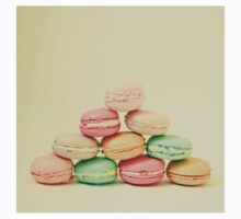 French Macarons Kids Tee