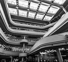 Toronto Reference Library by John Velocci