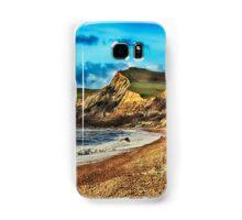 Coastline Cliffs Samsung Galaxy Case/Skin