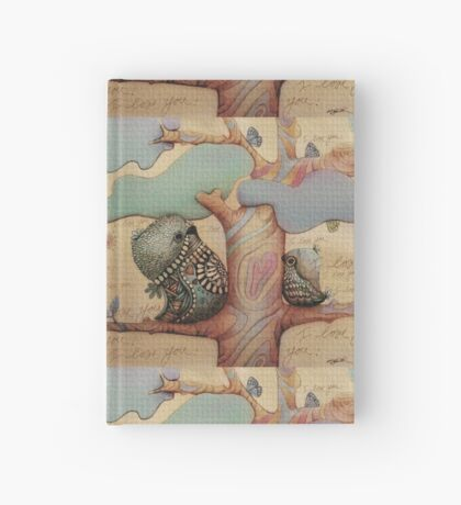 I love you Hardcover Journal