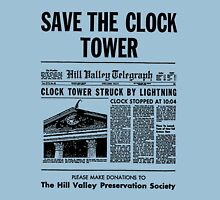 Save the Clocktower T-Shirt