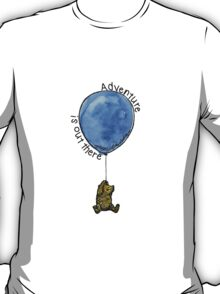 Winnie the Pooh - Adventure is Out There T-Shirt
