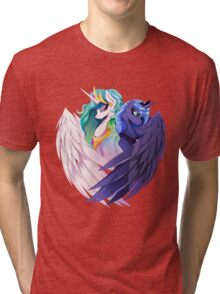 Sisters of Canterlot Tri-blend T-Shirt