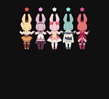 Puella Magi Bunny Magica Womens Fitted T-Shirt