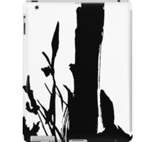 sumi e [tree] iPad Case/Skin