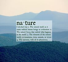 Nature by Aperture4Advntr