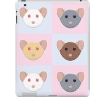 Four Rats iPad Case/Skin