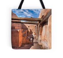 Grainery - At the Tumacacori Mission  Tote Bag