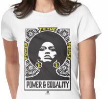 Power & Equality Womens Fitted T-Shirt